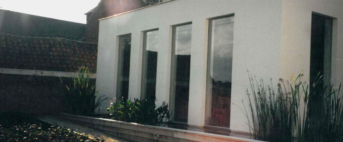 ArVD | home | Architecture | Vincent Deketelaere | woning | Sclimpré