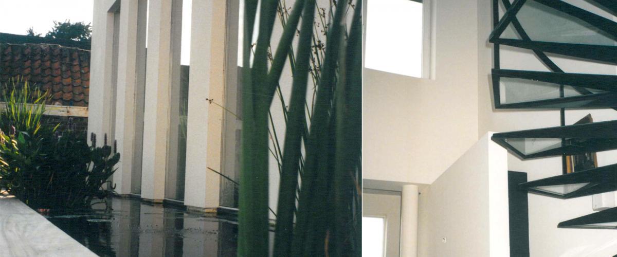 ArVD | home | Architecture | Vincent Deketelaere | Habitations