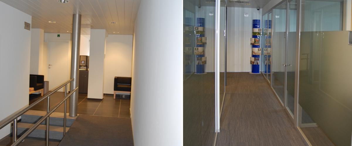 ArVD | home | Architecture | Vincent Deketelaere | Bureaux | Dexia SPW