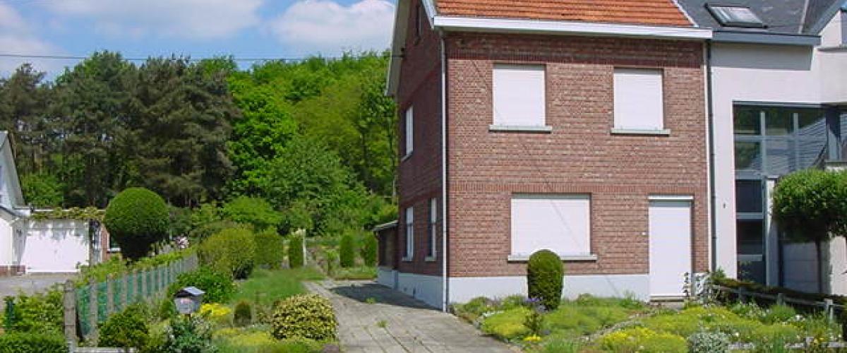 ArVD | home | Architecture | Vincent Deketelaere | Nachtegalenlaan 100