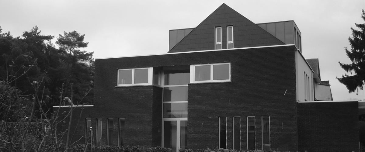 ArVD   home   Architecture   Vincent Deketelaere   Nouvelle habitation