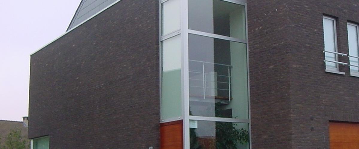 ArVD | home | Architecture | Vincent Deketelaere | Ensembles d'Habitations