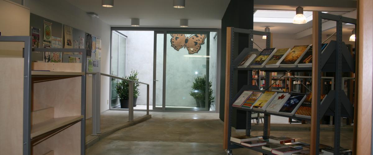 ArVD | home | Architecture | Vincent Deketelaere | Openbare gebouwen | de Met