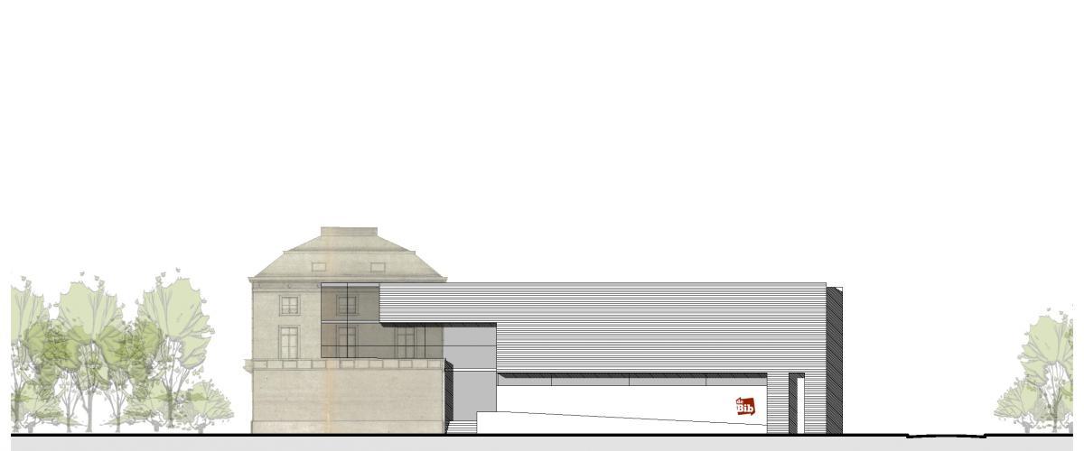 ArVD | home | Architecture | Vincent Deketelaere | de bib Halle