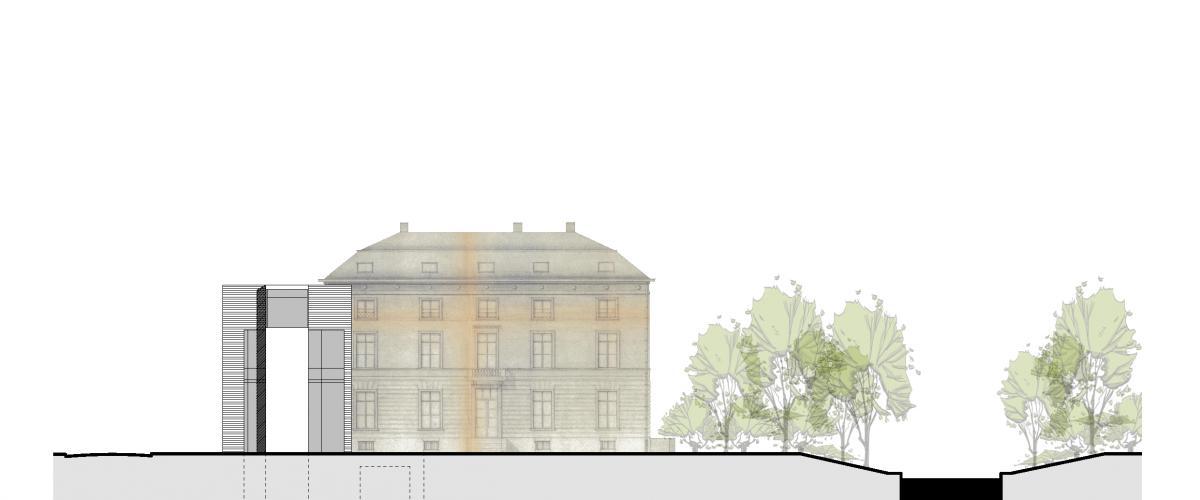 ArVD | home | Architecture | Vincent Deketelaere | Rénovation | bibliothèque de  Halle