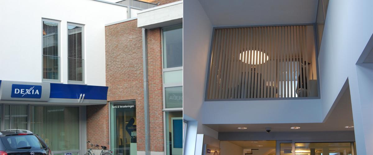 ArVD Architecture | Réaffectation | Dexia Deerlijk