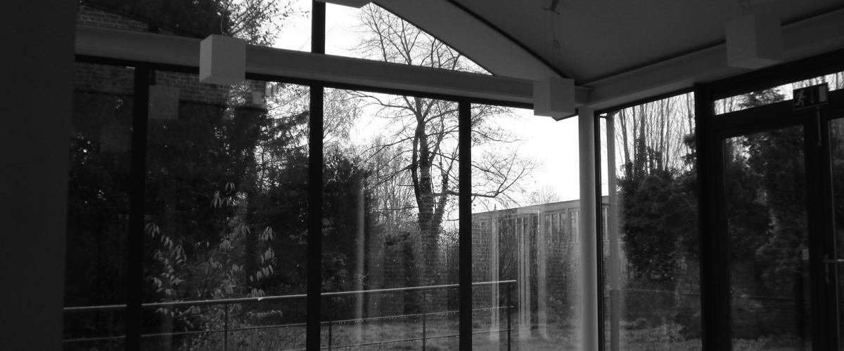 ArVD   home   Architecture   Vincent Deketelaere   Openbare gebouwen   den dries