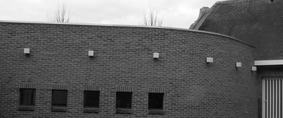 ArVD   home   Architecture   Vincent Deketelaere   Openbare gebouwen   buurthuis