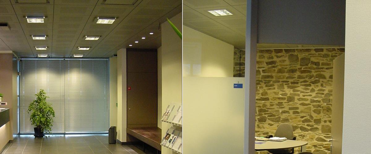 ArVD | home | Architecture | Vincent Deketelaere | kantoren | Grand Place Tournai