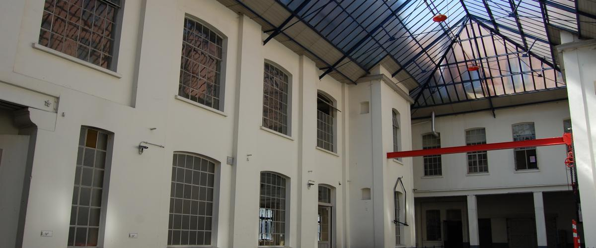 ArVD Architecture | Vincent Deketelaere | renovatie | fabriek Legrand