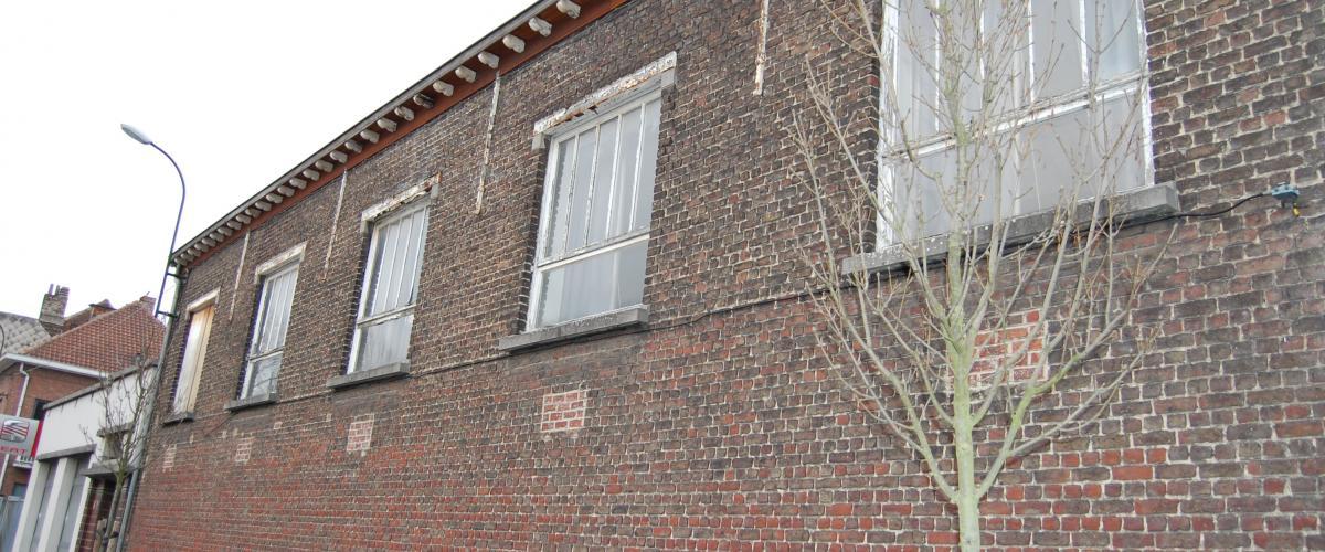 ArVD   home   Architecture   Vincent Deketelaere   Victor Horta Vilvoorde