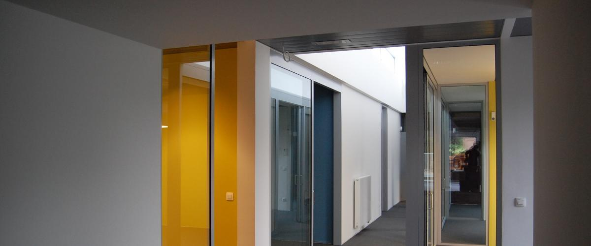 ArVD | home | Architecture | Vincent Deketelaere | Belfius Oordegem