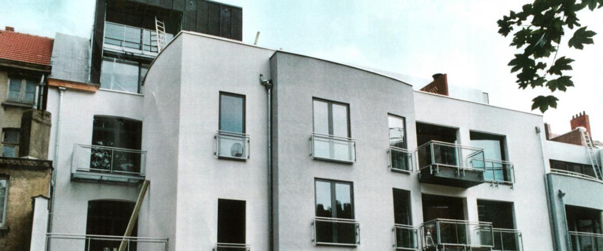 ArVD | home | Architecture | Vincent Deketelaere | nieuwbouw | renovatie | herbestemming