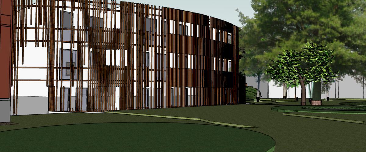 ArVD | home | Architecture | Vincent Deketelaere | renovatie | kloostertuin | recolettenklooster