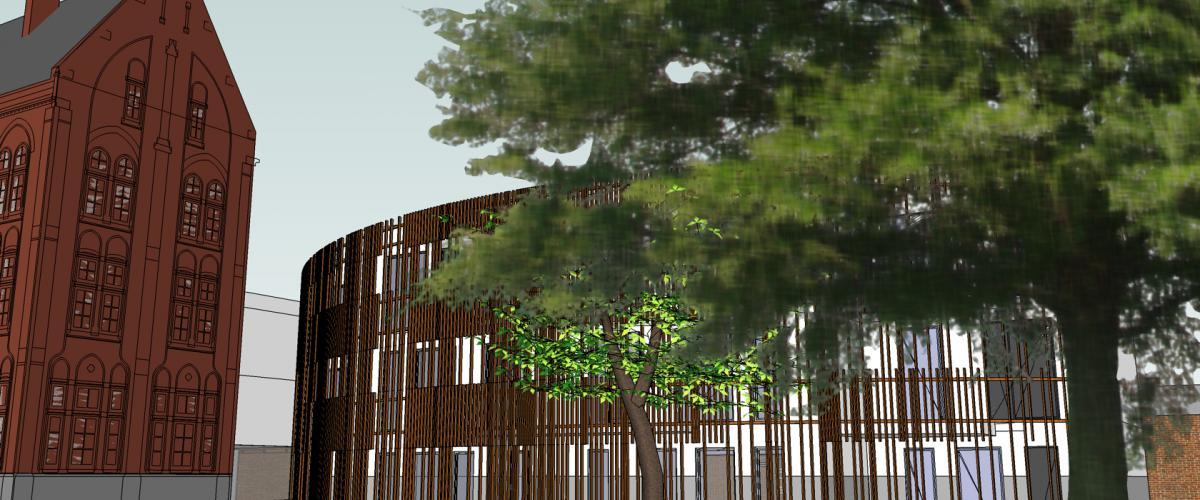 ArVD | home | Architecture | Vincent Deketelaere | renovatie | Korte Vest Halle | recolettenklooster