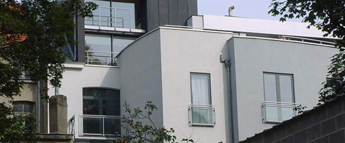 ArVD   home   Architecture   Vincent Deketelaere   Ensembles d'Habitations
